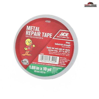 Hvac Metal Repair Aluminum Foil Tape 1.88 X 10 Yards New