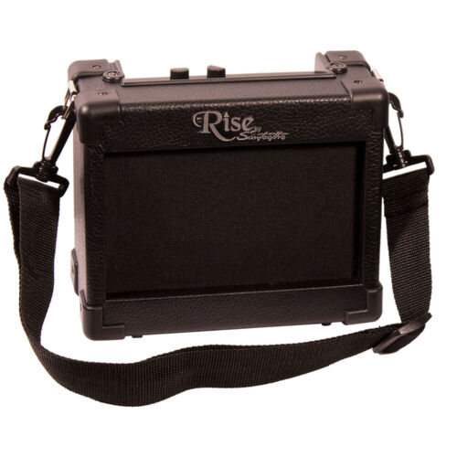 Rise by Sawtooth 5 Watt Amp Portable Solid State Electric Guitar Amplifier