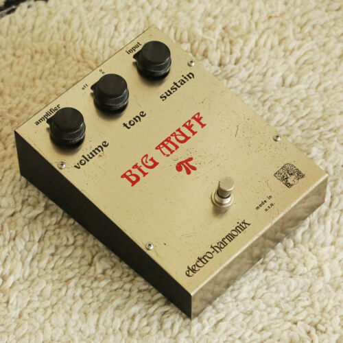 Electro-Harmonix Big Muff Pi EH3003 Ram