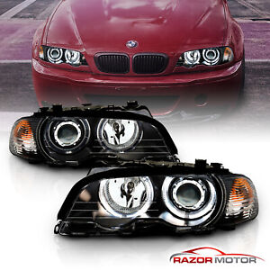 2003 Bmw 3 Series Headlights Ebay