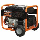 Portable 6,100 - 7,000W Watts Rated Output Generators