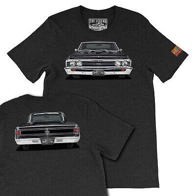 1967 Chevelle, Custom Your Vintage Car Tee, Legend Classic Car, Men's T-shirts