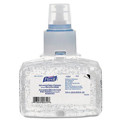PURELL Advanced Green Certified Instant Hand Sanitizer Refill Gel 700 mL LTX7