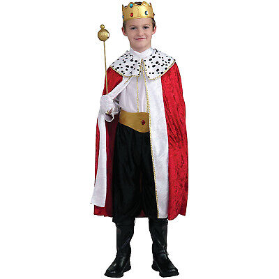 Forum Novelties Regal King Boys Child Costume (King Costume)