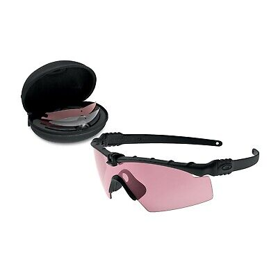 Oakley SI Ballistic M Frame 3.0 - Black with Clear, TR22, and TR45 Prizm Lenses