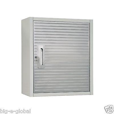 Adjustable Steel Tool Cabinet - Seville Classics Garage Commercial Steel Wall Cabinet Adjustable Shelf Tool Box