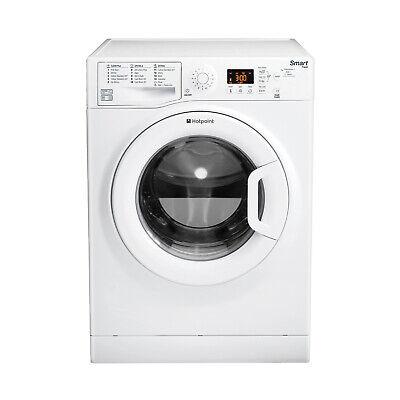 Hotpoint WMFUG742P Washing Machine, 7 kg Wash Load, 1400 RPM Spin Speed - White