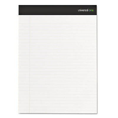Universal Sugarcane Based Writing Pads 8 12 X 11 34 Legal White 50 Sheets 2