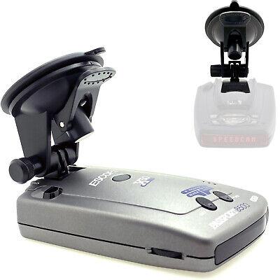 Escort pas 9500ix 8500 X50 S55 bil forrude radardetektor sugemontering