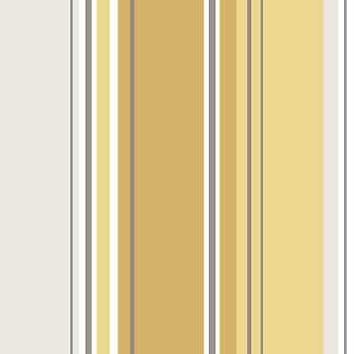 (Stripe Wallpaper Energy Metallic Sheen Vibrant Modern Luxury Yellow Coloroll)