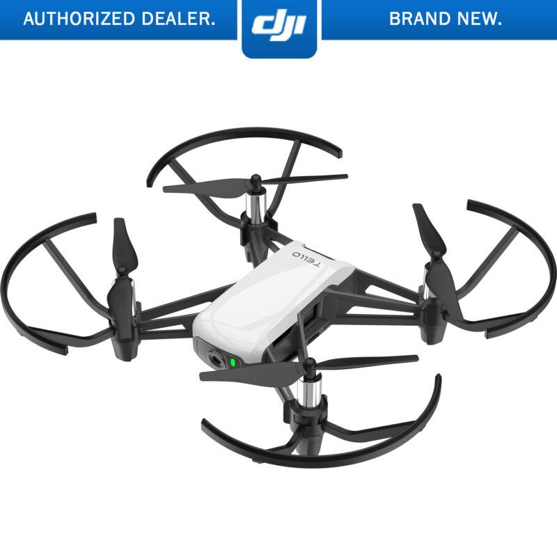 DJI Tello Quadcopter Beginner Drone VR HD Video - CP.PT.00000252.01