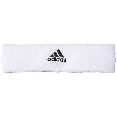 adidas Stirnband weiß - Tennis - Badminton .... ten headband
