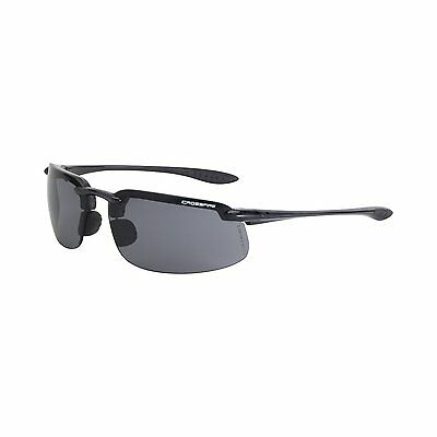 - Crossfire Eyewear 2141 ES4 Safety Glasses Smoke Lens