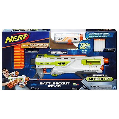 New NERF N-Strike Modulus Recon