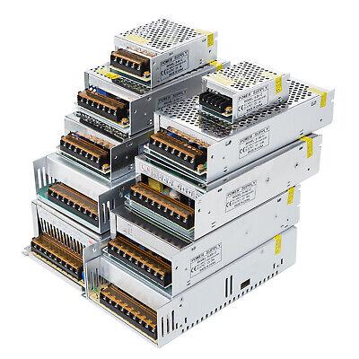 Ac 110v-220v To Dc 12v 1a-50a Switch Power Supply Driver Adapter Led Strip Light