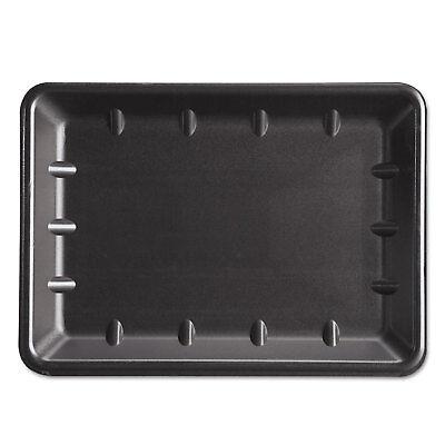 Genpak Supermarket Tray Foam Black 10 X 14 X 1-14 100carton W1014bk