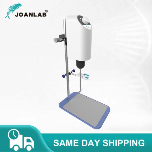 Lab Overhead Stirrer 10L Adjustable 100-2000RPM Stirrer Mixer Agitator