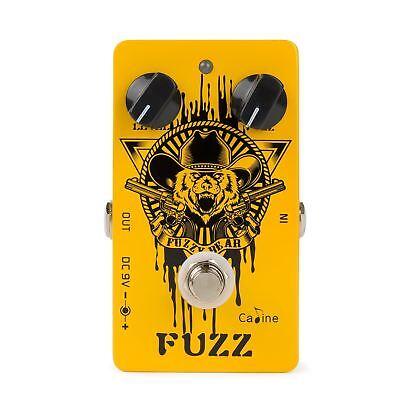 NEW! Caline Fuzzy Bear CP-46 Germanium Fuzz Pedal