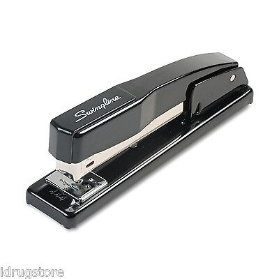 Swingline Commercial Desk Stapler All-metal Swi 44401 Black Brand New