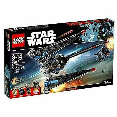 LEGO 75185 Star Wars Tracker I Probe Droid 3 Minifigures Rowan M-OC Droid Hunter