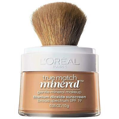 L'oreal True Match Mineral Foundation # N4-5 / 466 buff Beige  new Sealed