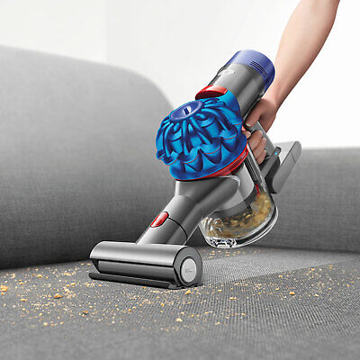 New Dyson V7 Trigger Pro Handheld Bagless Vacuum W/ Assorted Tools & HEPA Filter