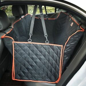 Seat Covers For Trucks >> Lantoo Dog Seat Cover Large Back Pet Hammock For Cars Trucks Suvs With Nonslip