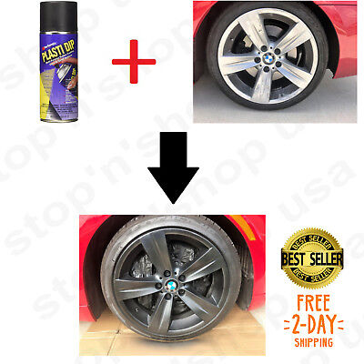 Plasti Dip Coating Rim Spray Protect Aerosol Matte Black Performix Coating Rims