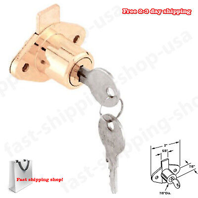 New Replacement Desk Drawer And Cabinet Lock Tool Keys Steel Part File Door Box