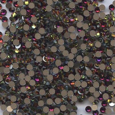 2028 SS9 VO *** 50 STRASS SWAROVSKI FOND PLAT 2,55mm CRYSTAL VOLCANO - 2028 Ss9 Crystal