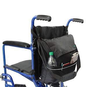 Wheelchair Bag by Vive - Accessory Storage Bag for Carrying Lose Items