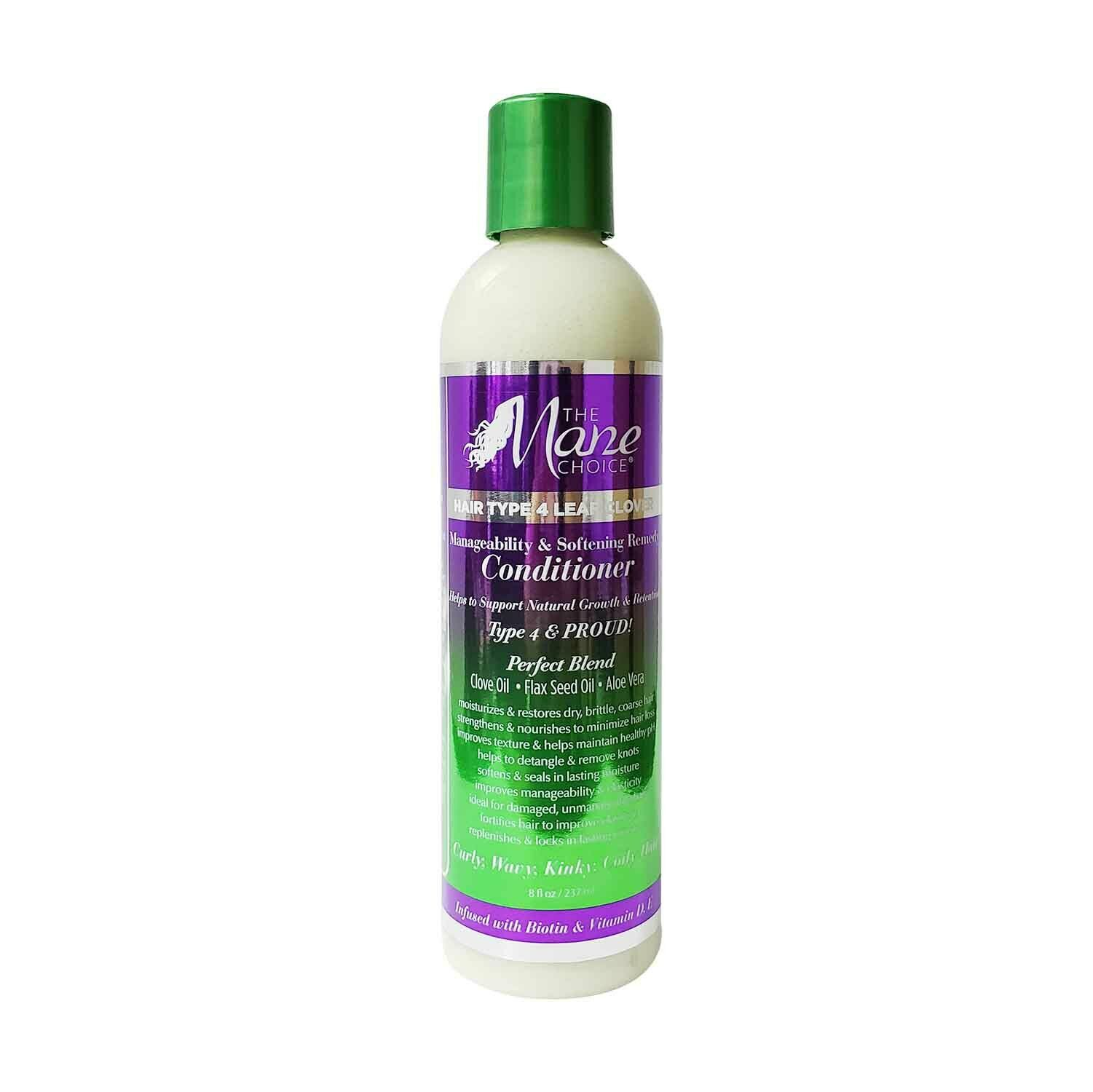 "The Mane Choice Hair Type 4 Leaf Clover Conditioner 8 Oz. – ""Free Shipping!!"" Hair Care & Styling"