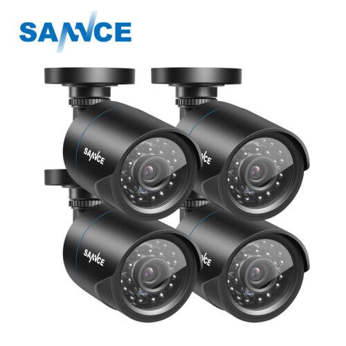 SANNCE 900TVL CCTV Home Security Camera Outdoor Night Vision