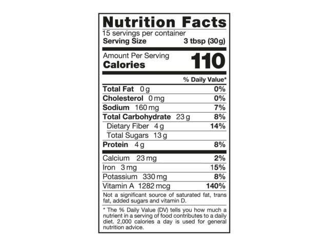 Organic Goji Berries 16 oz   Vegan, Gluten Free Superfood Snack   High in Fiber