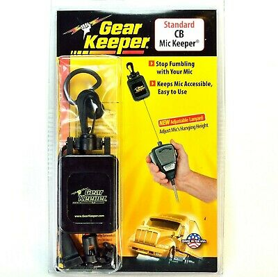 Hammerhead Industries Gear Keeper CB MIC KEEPER Retractable Microphone Holder...