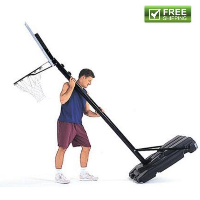 Lifetime 1221 Pro Court Height Adjustable Portable