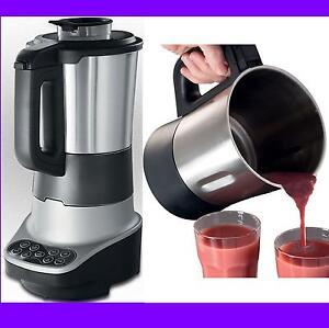 Robot de cocina batidora hervidor de vaso sopas 1200w for Robot de cocina batidora