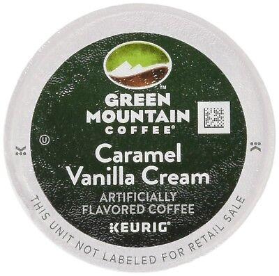 Green Mountain Coffee Roasters 6700CT Caramel Vanilla Cream