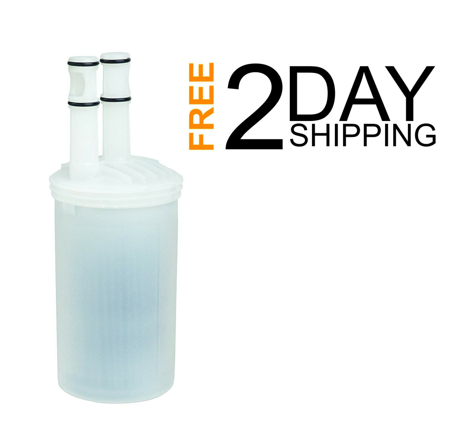 EcoPure EPWHEF Whole Home Water Replacement Filter, Glacier