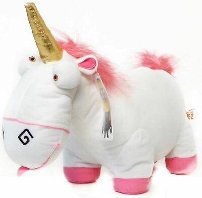 Despicable Me 11 Inch Girls Plush Agnes Minions Cute Fluffy Stuffed Pink Unicorn](Despicable Me Toys)