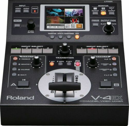 Roland V-4EX | Digital Video Mixer