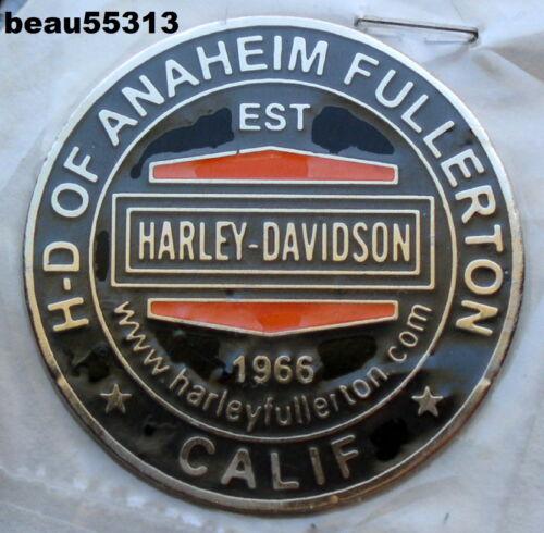 H-D of ANAHEIM FULLERTON CALIFORNIA HARLEY DAVIDSON DEALER DEALERSHIP DIP DOT