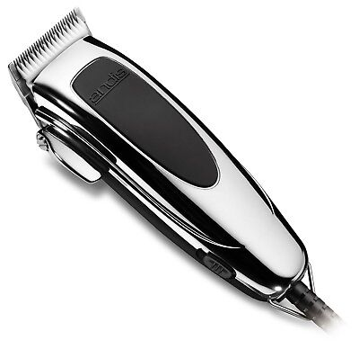 Andis SpeedMaster II Hair Clipper with Adjustable Blade, Sil