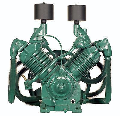 Champion R70ahu 3z411 20 25 30 Hp 2 Stage Splash Lub Compressor Pump Head Unlder