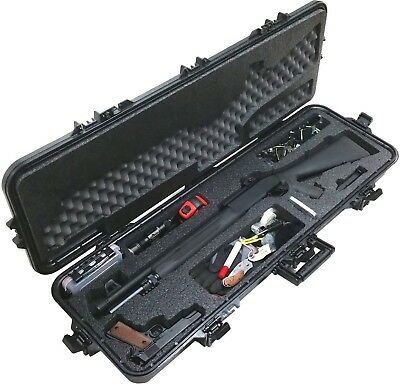Case Club Pre-Made Tactical Shotgun Waterproof Case With Sil