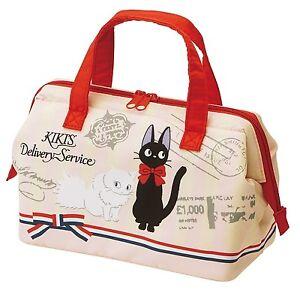 Studio Ghibli Kiki's Delivery Service Gamaguchi Lunch Bag (Airmail Series) New