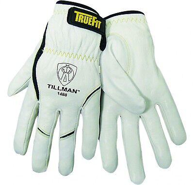 Tillman 1488 Truefit Top Grain Goatskin Tig Welding Gloves XL LG MED SM - True Fit Top Grain