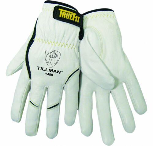 Tillman 1488 Truefit Top Grain Goatskin Tig Welding Gloves Various Size S-XL