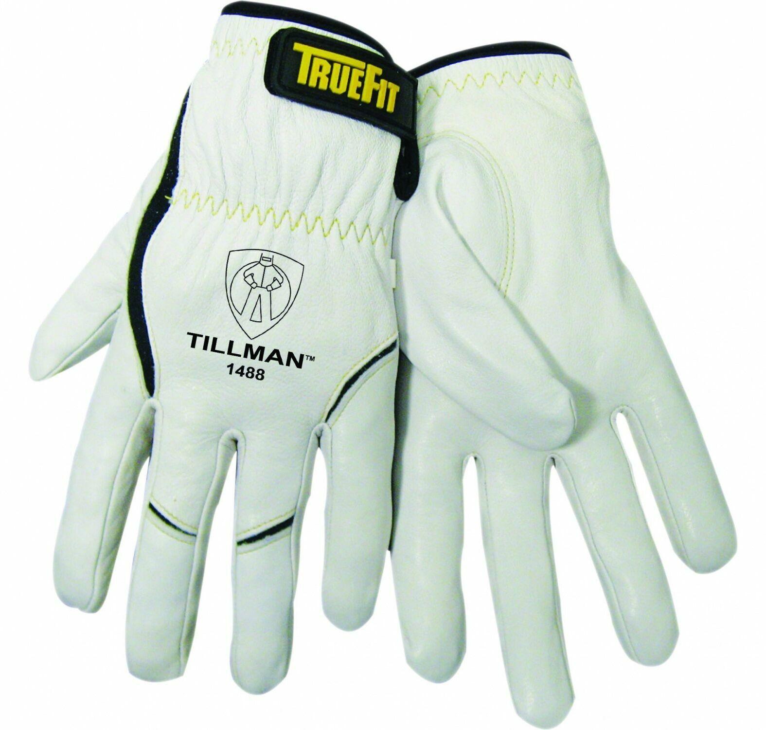 Tillman 1488 Truefit Top Grain Goatskin Tig Welding Gloves Various Size S-XL Business & Industrial