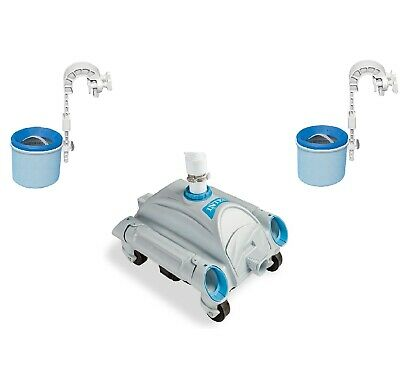 Intex Automatic Above-Ground Pool Vacuum w/ Automatic Skimmer (2 Pack)